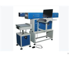 Cx 80f High Speed Co2 Glass Tube Laser Marking Machine