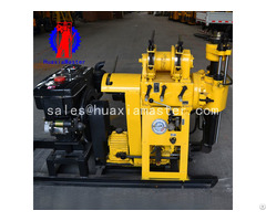 Hz 200y Hydraulic Core Drilling Rig Manufacturer For China