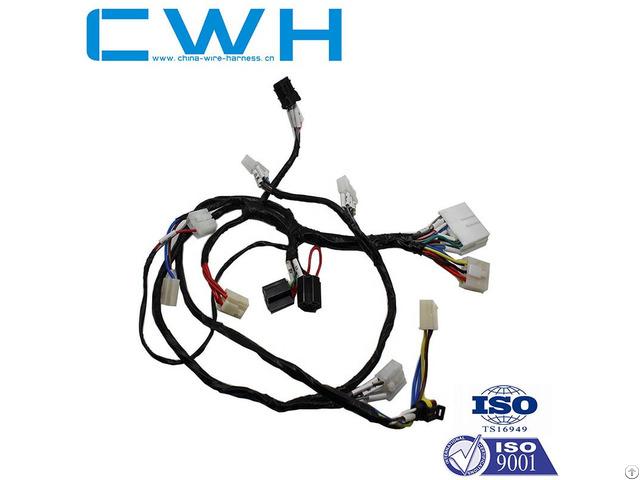 Oem Custom Wire Loom Automotive Harness