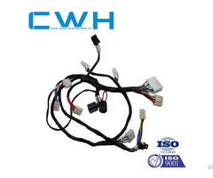 Oem Custom Wire Loom Automotive Harness