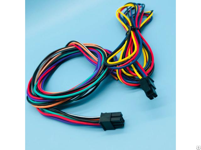 Micro Single Dual Row Fit Molex Wire