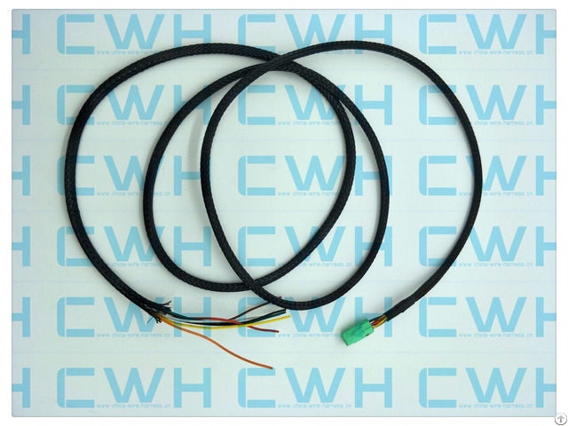 High Quality Jst Connector Wire Harness And Lead For Rocker Sw