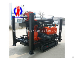 Fy260 Crawler Pneumatic Water Well Drilling Rig Manufacturer For China