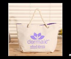 Shopping Bag Cotton And Linen Handbag Promotion Gift