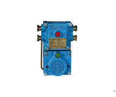 Mining Explosion Proof And Intrinsically Safe Voice Acousto Optic Signal Device