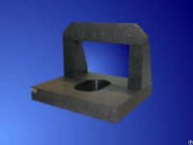 Hight Precision Granite Machinery Component Of Customer