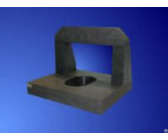 Hight Precision Granite Machinery Component Of Customer