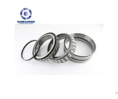 Double Row Tapered Roller 351076 Sun Bearing