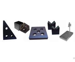 Granite V Shaped Block Precision Inspection Tools