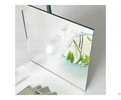 Silver Mirror Decorative