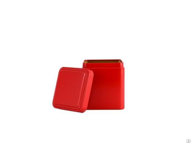Square Tin Box Wholesaler From China