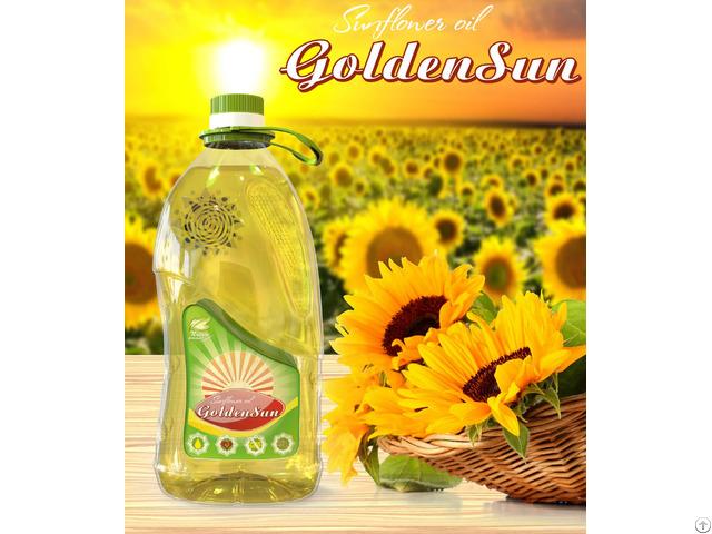 Refined Sunflower Oil 1 8l