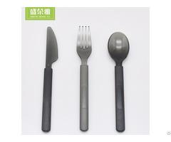 European Style Plastic Cutlery Set