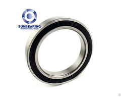Low Noise Deep Groove Ball Bearing 6914