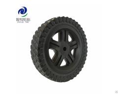 Inch Semi Pneumatic Rubber Wheel For Hand Trolley Lawnmower Tool Cart Wholesale