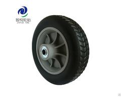 Semi Pneumatic Rubber Wheel For Air Compressor Generator Pressure Washer