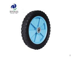 Ten Inch Solid Rubber Plastic Wheel For Generator Pressure Washer Dehumidifier Wholesale