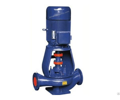 Isgb Vertical Easy Disassembly Centrifugal Booster Circulation Pump