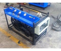 Fire Fighting 300bar Air Compressor Machine
