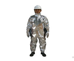 Fire Resistant Protective Suit