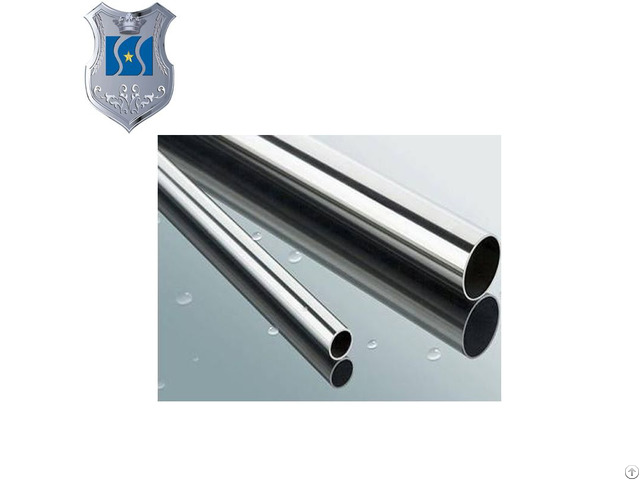 Seamless Stainless Steel Pipe With High Quality