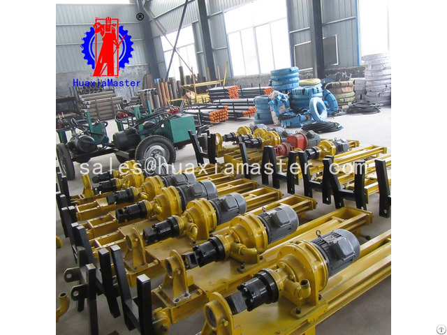 Kqz 100d Pneumatic Electric Dth Drilling Rig Manufacturer For China