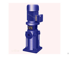 Lg Vertical Multistage Centrifugal Booster Water Pump