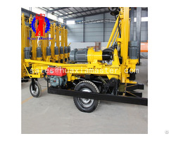 Kqz 200d Pneumatic Electric Dth Drilling Rig Manufacturer For China