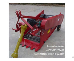 Cassava Combine Harvester
