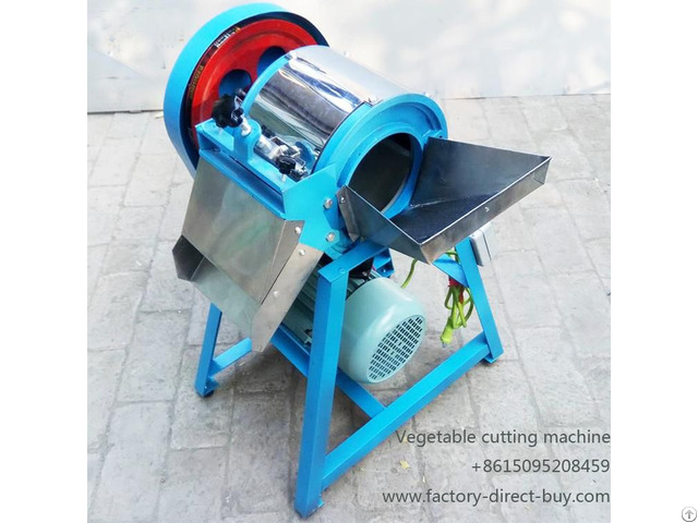 Newest Design Vegetables And Fruits Cutting Machine