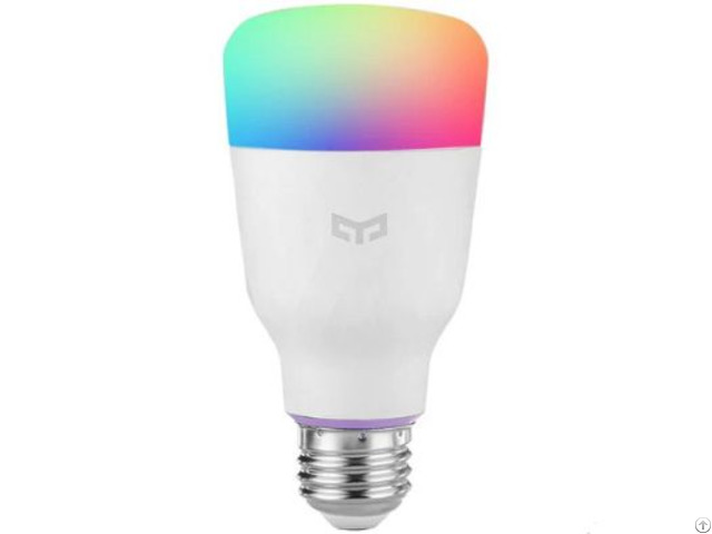 Smart Led Bulb Rgbw Colorful Wi Fi 10w Smartphone Controlled