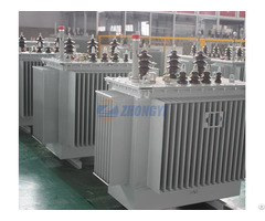 S13 Series Of Three Phase Oil Immersed Transformers