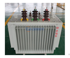 S11 Series 6kv 35kv Power Transformer