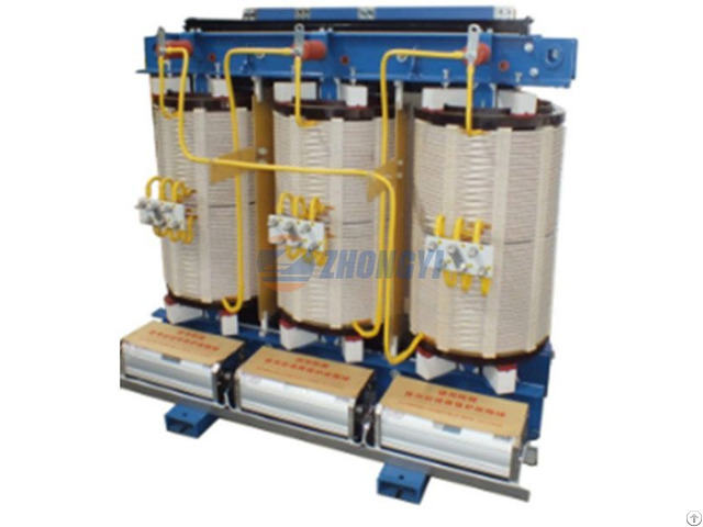 Sg B 10 Series Non Encapsulated H Class Dry Type Power Transformers