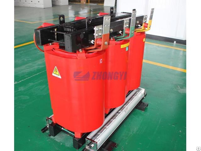 Sc B 10 Series Resin Insulated Dry Type Transformer