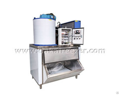 Flake Ice Machine 1 5t 24h