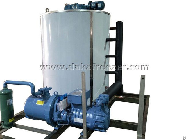 Flake Ice Machine 25t Per Day