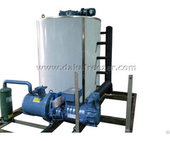 Flake Ice Machine 25t Per Day