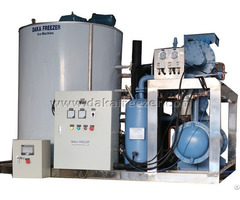 Flake Ice Machine 40 T Per Day