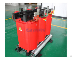 Sc B 10 Series Resin Insulated Dry Type Transformer