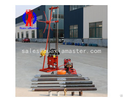 Qz 2cs Gasoline Engine Sampling Drilling Rig Machine Manufacturer For China
