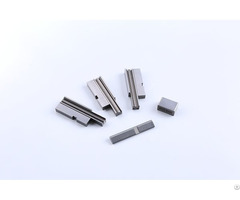 High Precision Inserts With Groove Grinding Tolerance Within 0 002mm 0 005mm