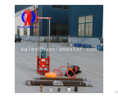 Qz 2d Three Phase Electric Sampling Drilling Rig Machine Manufacturer For China