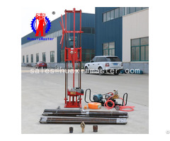 Qz 2ds Three Phase Electric Sampling Drilling Rig Machine Manufacturer For China