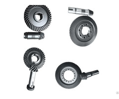 Factory Professional Custom High Precision Low Price Spiral Bevel Gear Manufacture