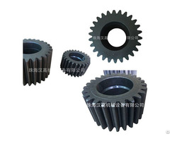 China Custom Made Heavy Industry High Precision Planet Gear Manufacture