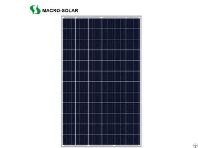 330w Polycrystalline Solar Panel For Commercial Power Station