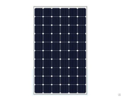 High Efficiency 300w Monocrystalline Pv Panel Solar