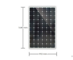 275w Monocrystalline Pv Solar Module For Home System