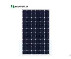 High Efficiency 350w Monocrystalline Solar Panel For Power Station